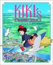 Kikis Delivery Service Picture Book