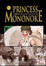 Princess Mononoke Film Comic 02