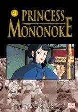 Princess Mononoke Film Comic 04
