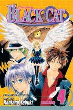 Black Cat 04 by Kentaro Yabuki