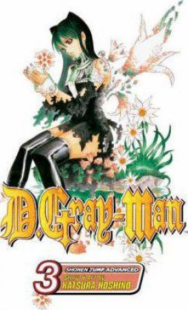 D.Gray-Man 03 by Katsura Hoshino