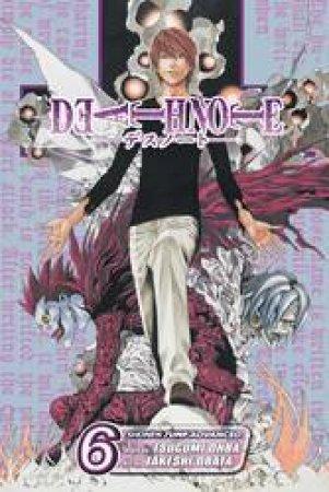 Death Note 06 by Tsugumi Ohba & Takeshi Obata