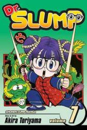 Dr. Slump 07 by Akira Toriyama