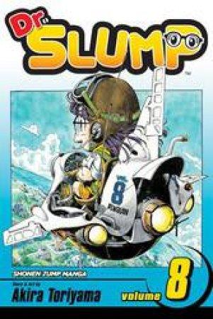 Dr. Slump 08 by Akira Toriyama