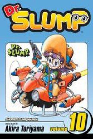 Dr. Slump 10 by Akira Toriyama