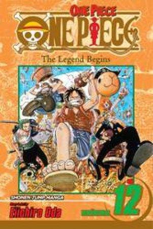 One Piece 12 by Eiichiro Oda