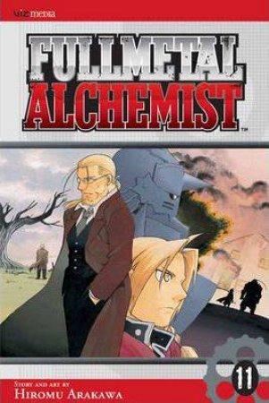 Fullmetal Alchemist 11 by Hiromu Arakawa