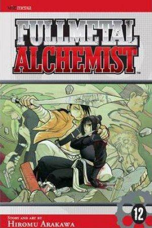 Fullmetal Alchemist 12 by Hiromu Arakawa