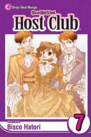 Ouran High School Host Club 07 by Bisco Hatori