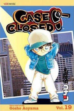 Case Closed 19 by Gosho Aoyama