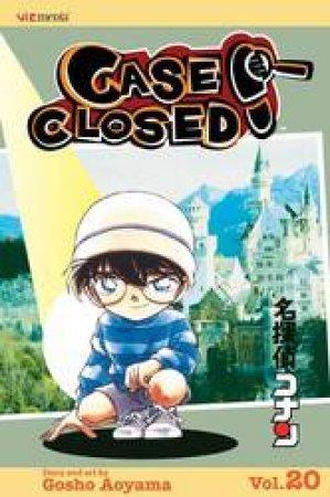 Case Closed 20 by Gosho Aoyama
