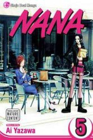 Nana 05 by Ai Yazawa
