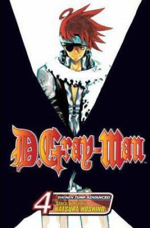 D.Gray-Man 04 by Katsura Hoshino