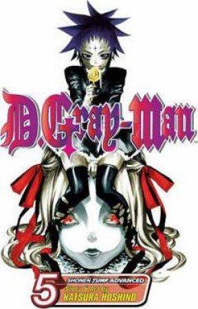 D.Gray-Man 05 by Katsura Hoshino