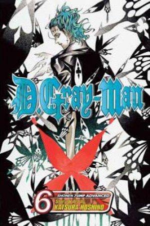 D.Gray-Man 06 by Katsura Hoshino