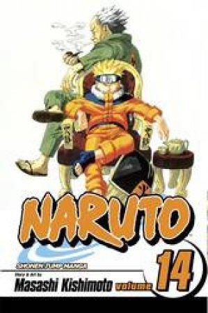 Naruto 14 by Masashi Kishimoto