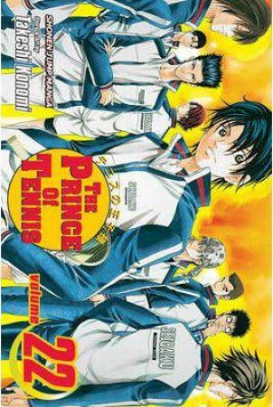 The Prince Of Tennis 22 by Takeshi Konomi