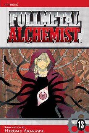 Fullmetal Alchemist 13 by Hiromu Arakawa
