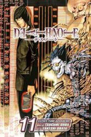 Death Note 11 by Tsugumi Ohba & Takeshi Obata