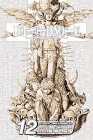 Death Note 12 by Tsugumi Ohba & Takeshi Obata