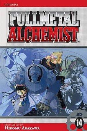 Fullmetal Alchemist 14 by Hiromu Arakawa