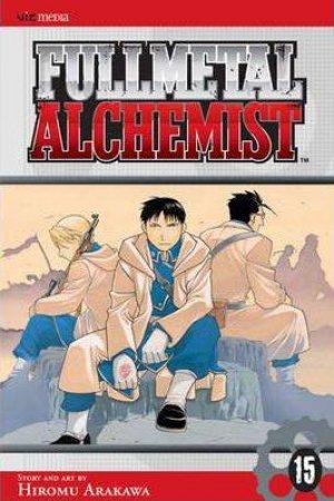 Fullmetal Alchemist 15 by Hiromu Arakawa