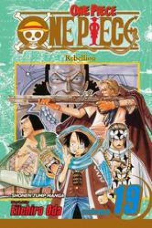One Piece 19 by Eiichiro Oda