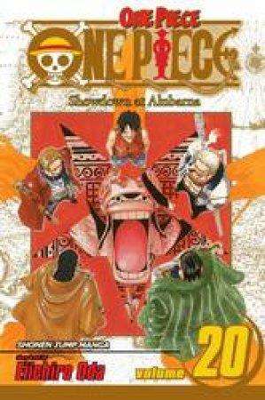One Piece 20 by Eiichiro Oda