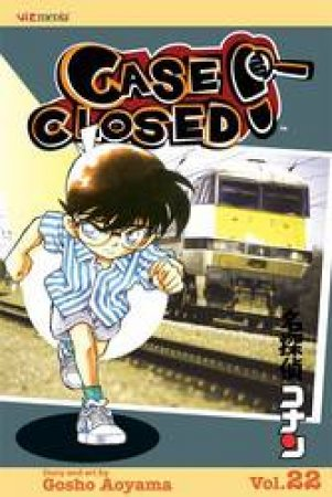 Case Closed 22 by Gosho Aoyama