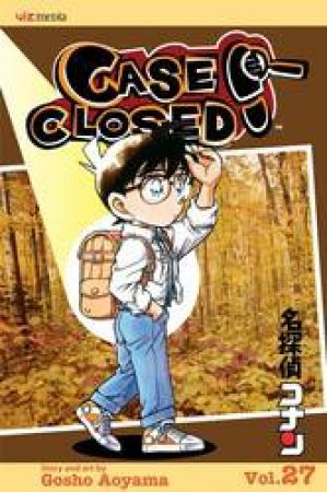 Case Closed 27 by Gosho Aoyama