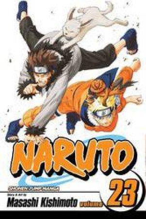 Naruto 23 by Masashi Kishimoto