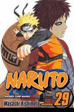 Naruto 29 by Masashi Kishimoto