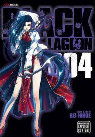 Black Lagoon 04 by Rei Hiroe