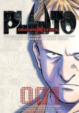 Pluto Urasawa x Tezuka 01