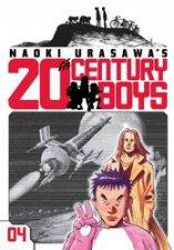Naoki Urasawas 20th Century Boys 04