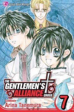 The Gentlemen's Alliance + 07 by Arina Tanemura