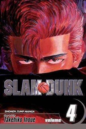 Slam Dunk 04 by Takehiko Inoue