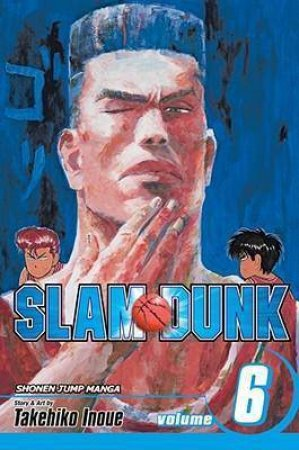 Slam Dunk 06 by Takehiko Inoue