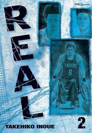 Real 02 by Takehiko Inoue