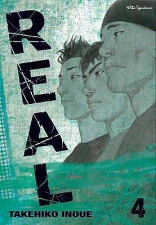 Real 04 by Takehiko Inoue