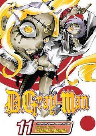D.Gray-Man 11 by Katsura Hoshino