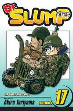 Dr. Slump 17 by Akira Toriyama