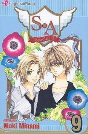 S. A 09 by Maki Minami