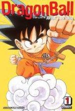 Dragon Ball 3in1 Edition 01 VIZBIG Edition