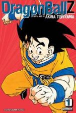 Dragon Ball Z 3in1 Edition 01