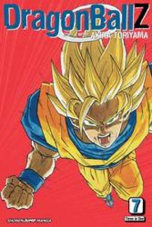 Dragon Ball Z (3-in-1 Edition) 07 by Akira Toriyama