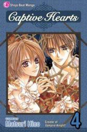Captive Hearts 04 by Matsuri Hino