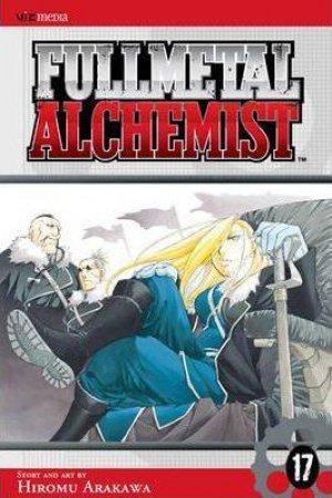 Fullmetal Alchemist 17 by Hiromu Arakawa