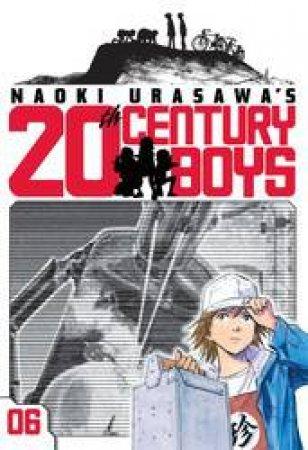 Naoki Urasawa's 20th Century Boys 06 by Naoki Urasawa