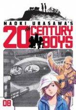 Naoki Urasawas 20th Century Boys 08